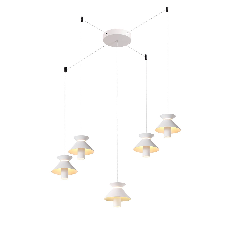 LED-Pendelleuchte Parachute III Post