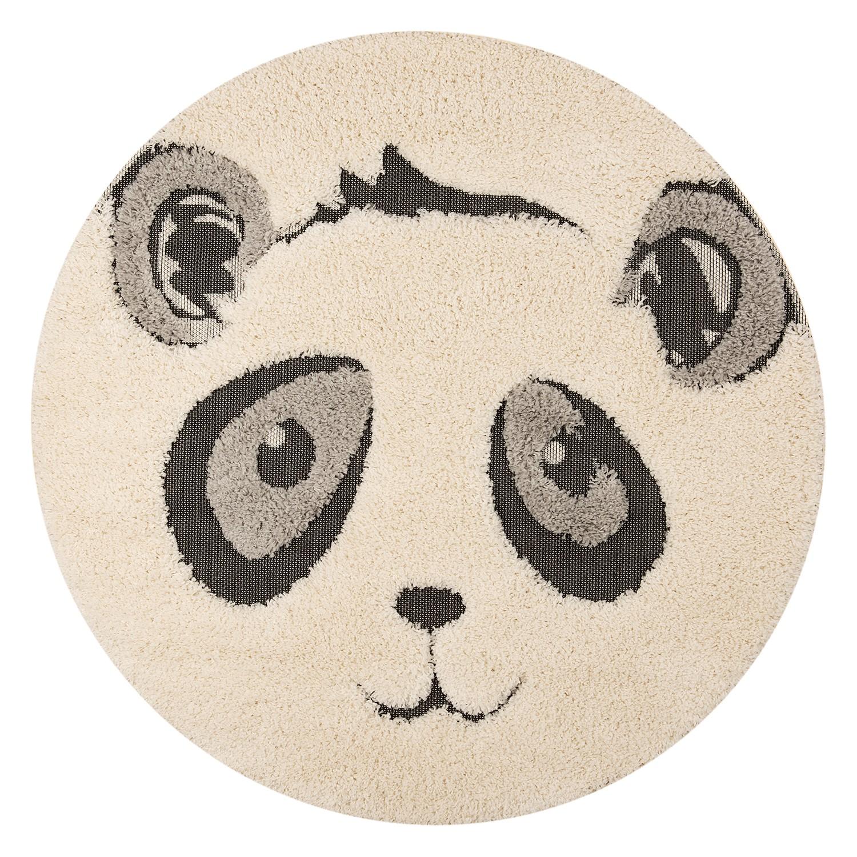 home24 Kinderteppich Panda Pierre | Kinderzimmer > Textilien für Kinder > Kinderteppiche | Zala Living