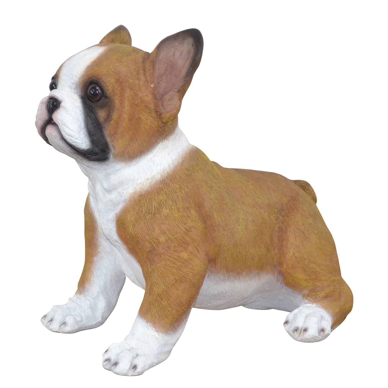 home24 Dekofigur Hund Sitz | Dekoration > Figuren und Skulpturen > Figuren | twentyfour