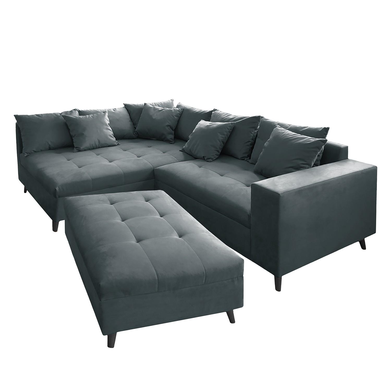 Canapé d'angle Pruno I