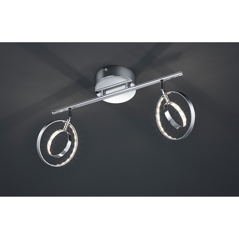 home24 LED-Deckenleuchte Prater II