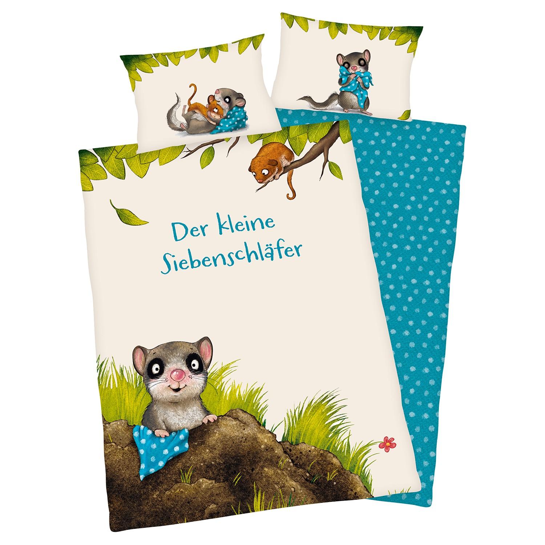 home24 Bettwaesche Der kleine Siebenschlaefer