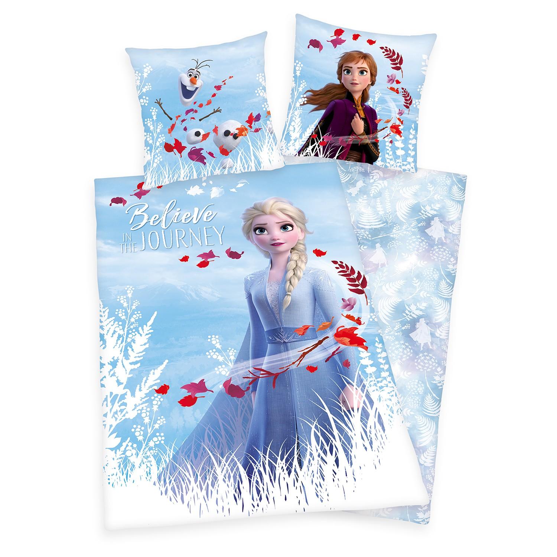 Bettwaesche Elsa Die Eiskoenigin 2, Herding
