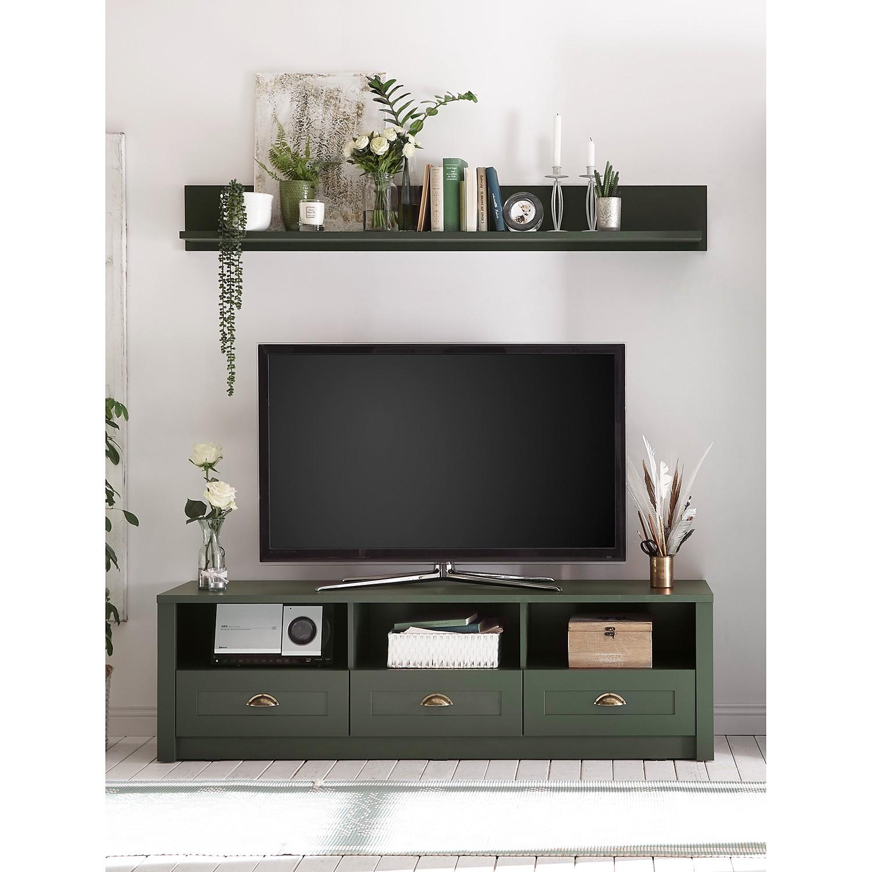 Meubles TV muraux Beauville ( 2 élém.)