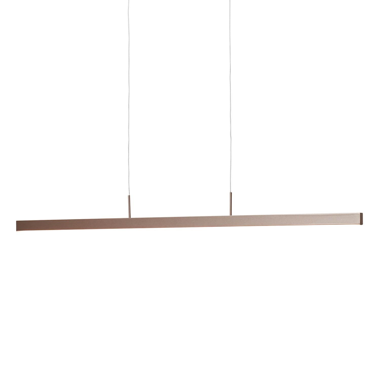 home24 LED-Pendelleuchte Skinn I
