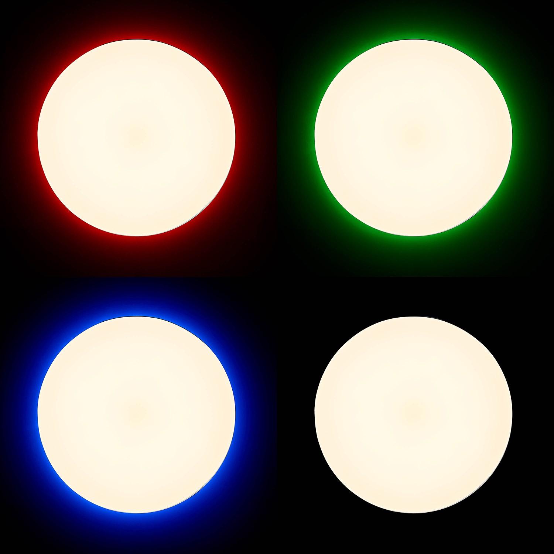 home24 LED-Deckenleuchte Edna I
