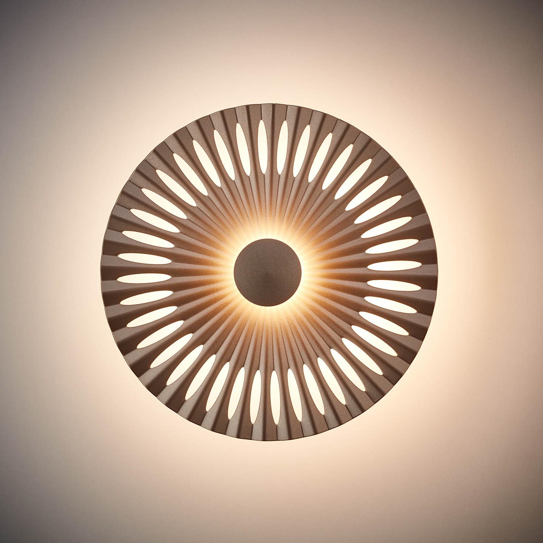 home24 LED-Wandleuchte Phinx II