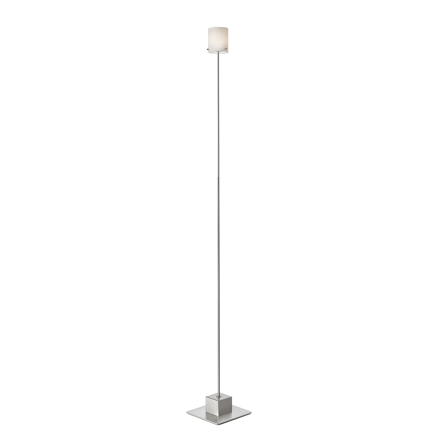 home24 LED-Stehleuchte Slim II