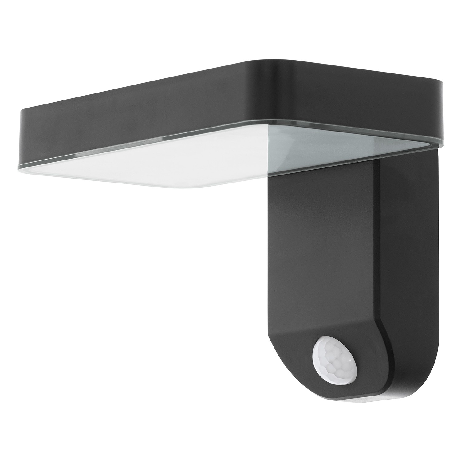 home24 LED-Wandleuchte Pastion
