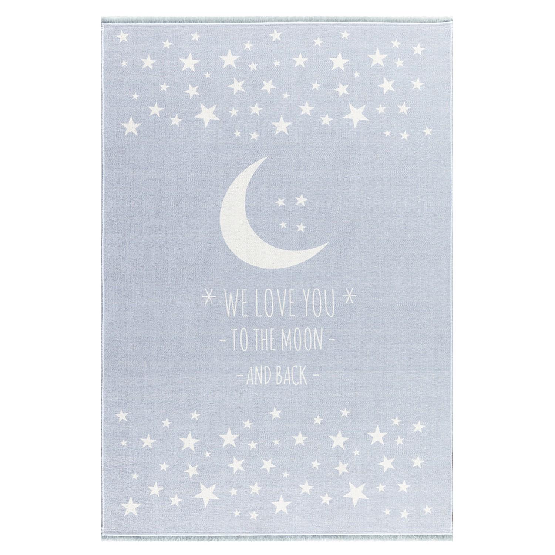 Kinderteppich Moon
