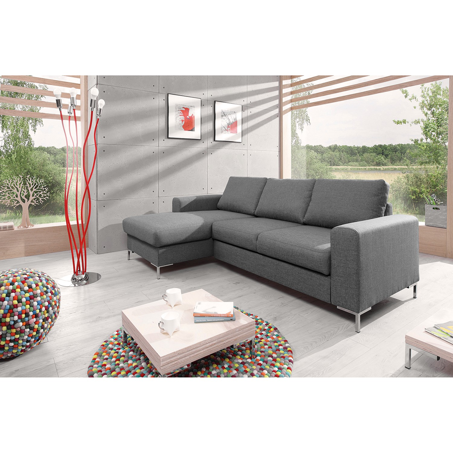 home24 Ecksofa Summer II