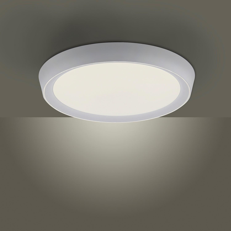 home24 LED-Deckenleuchte Lorena II