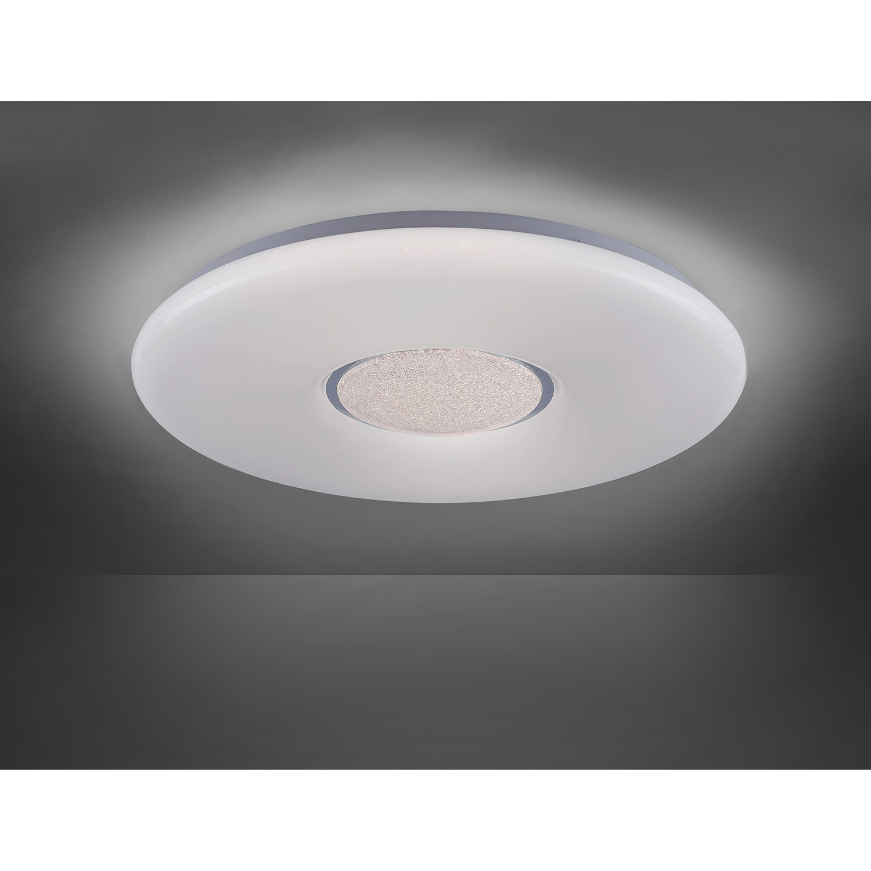 home24 LED-Deckenleuchte Claire