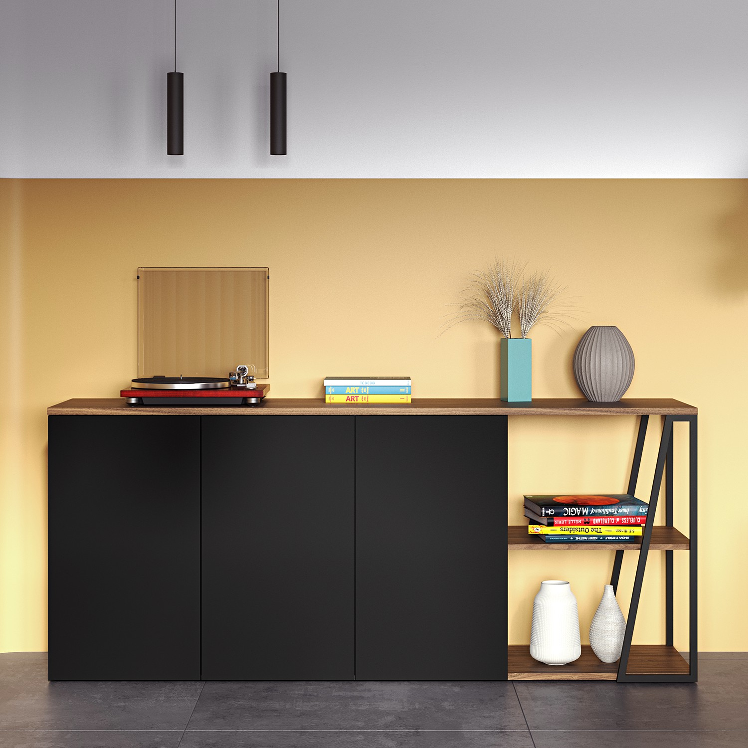 home24 Sideboard Albi