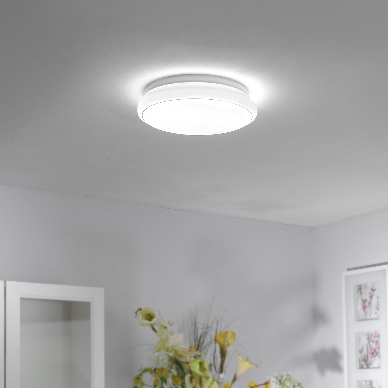 home24 LED-Deckenleuchte Jupi II