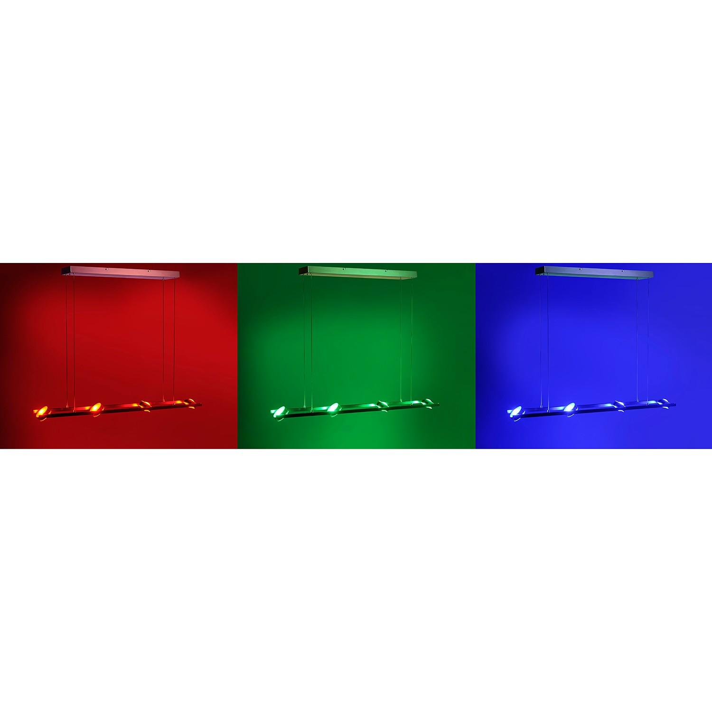 home24 LED-Pendelleuchte Opti