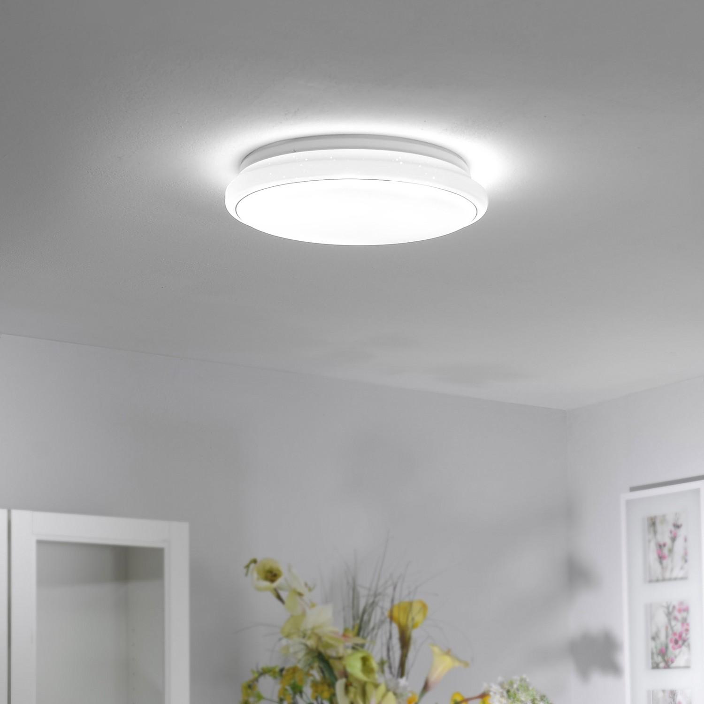 home24 LED-Deckenleuchte Jupi III