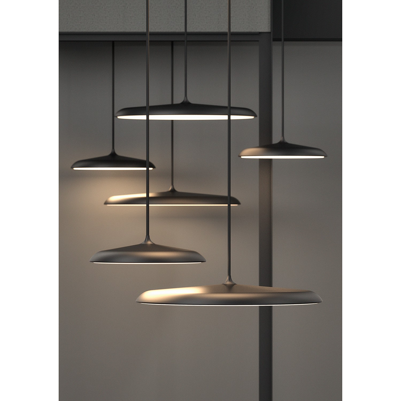 home24 LED-Pendelleuchte Artist I