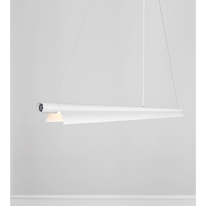 home24 LED-Pendelleuchte Spaceb