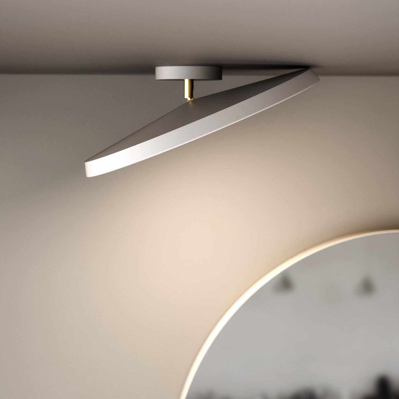 home24 LED-Deckenleuchte Alba II