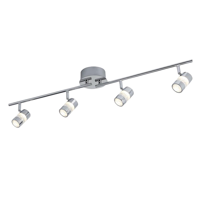 home24 LED-Deckenleuchte Bubbles II