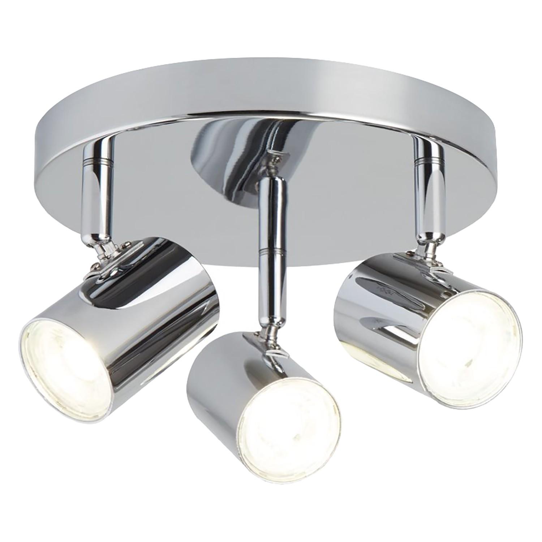home24 LED-Deckenleuchte Rollo I