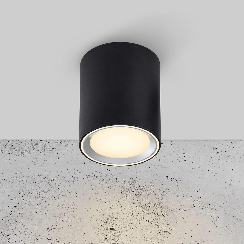home24 LED-Deckenleuchte Fallon II