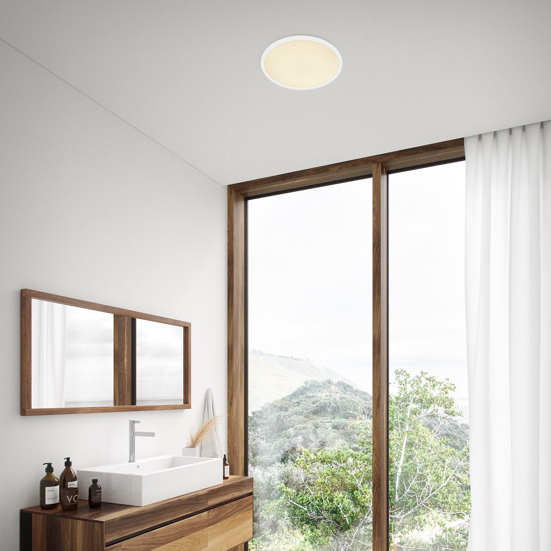 home24 LED-Deckenleuchte Oja II