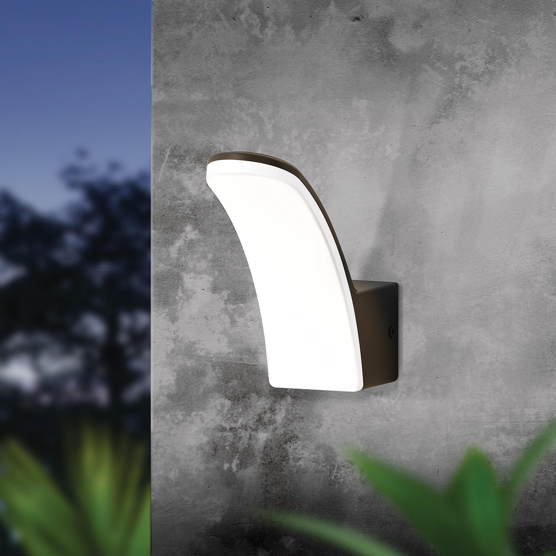 home24 LED-Wandleuchte Fiumicino I