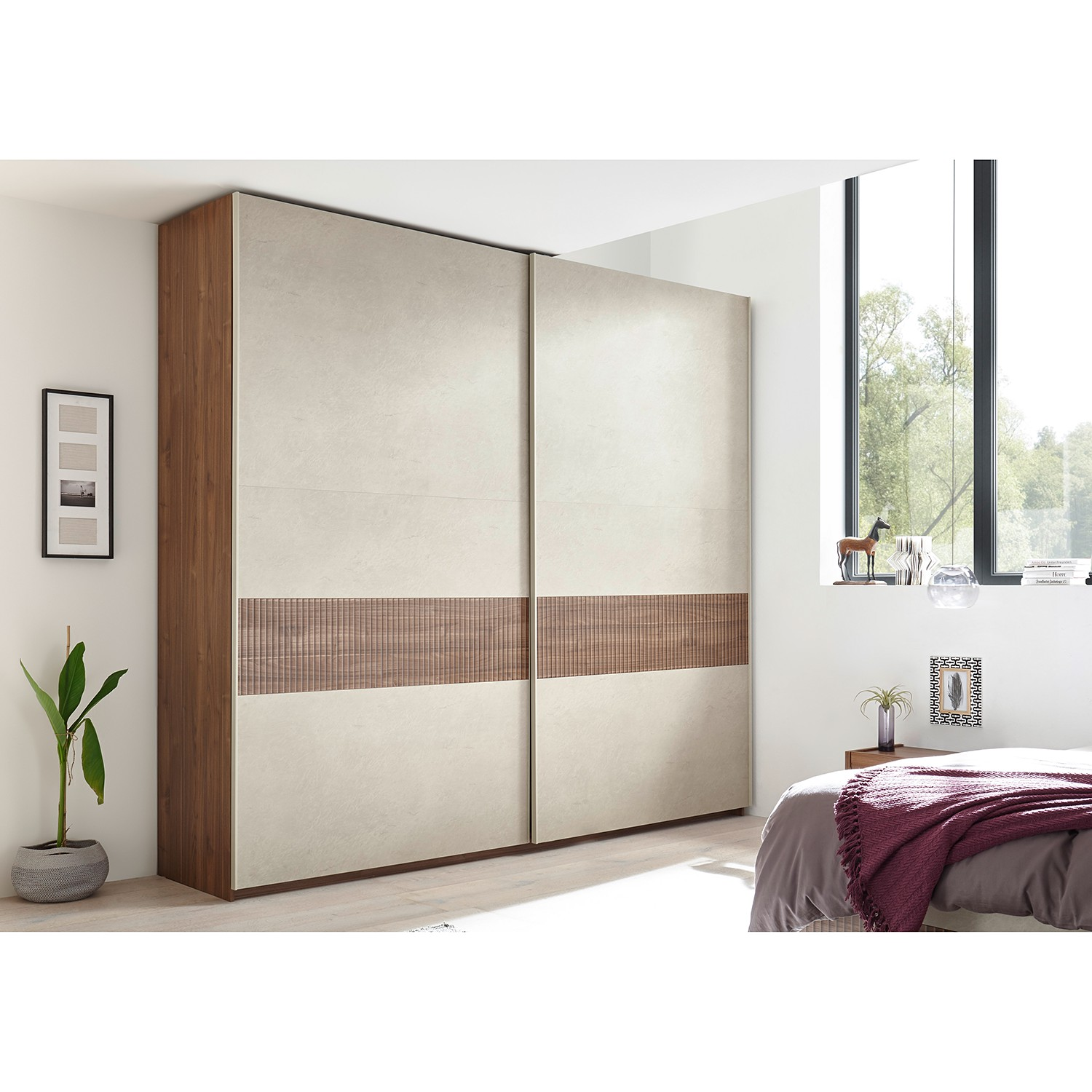 Armoire portes coulissantes Westwood II