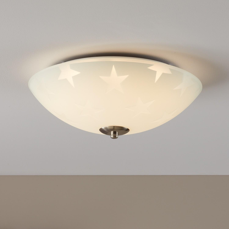 home24 LED-Deckenleuchte Star