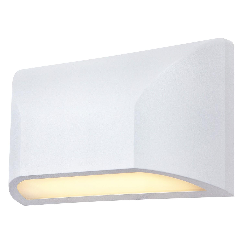 home24 LED-Wandleuchte Nikos