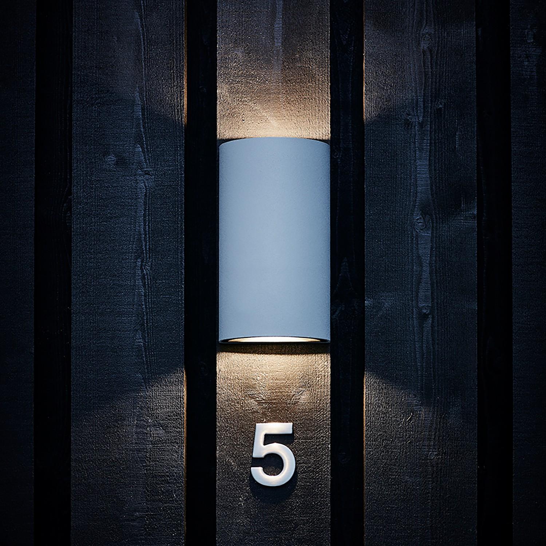 home24 LED-Wandleuchte Lyra II