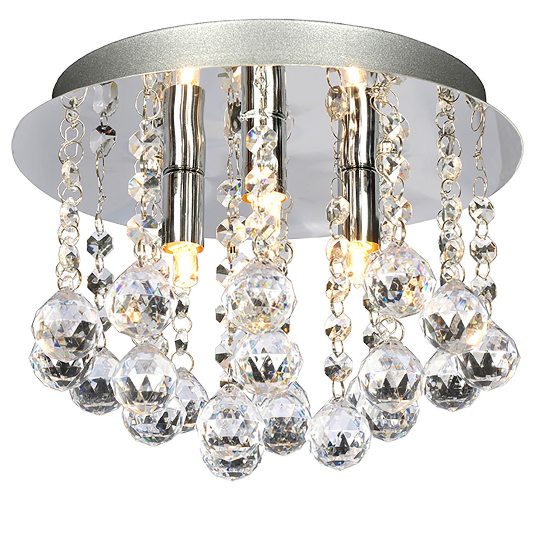 home24 LED-Deckenleuchte Aries I