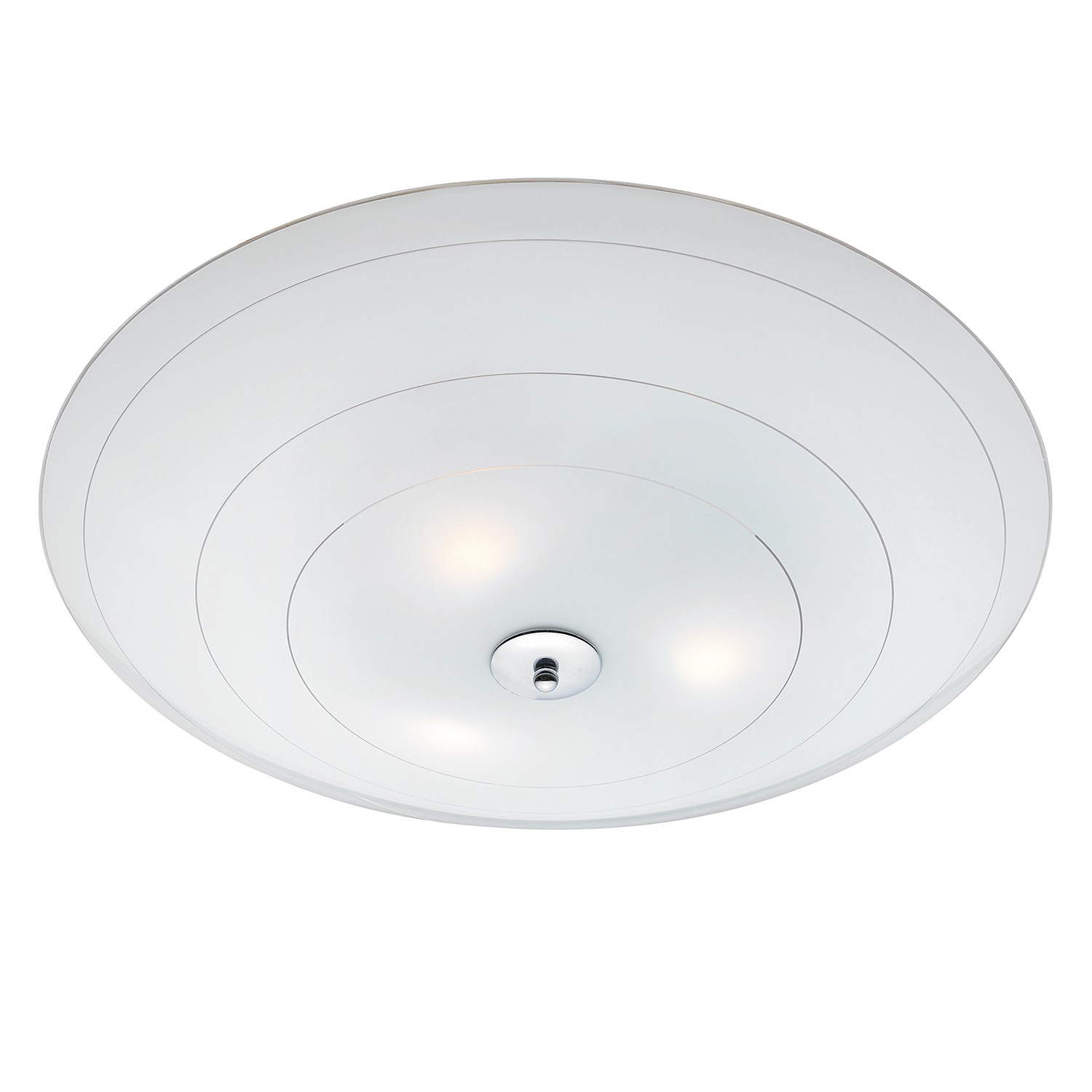 home24 LED-Deckenleuchte Preston II