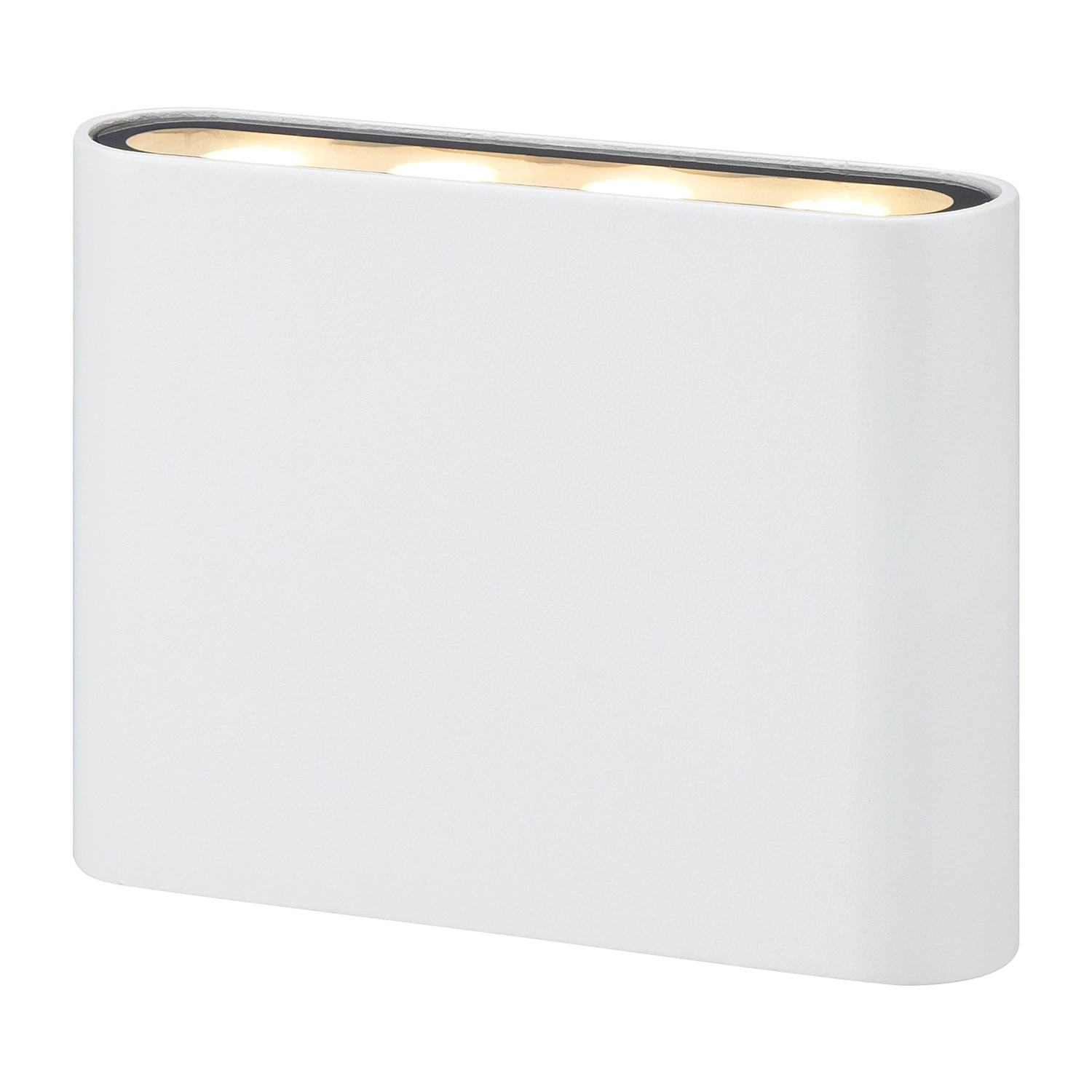 home24 LED-Wandleuchte Arion