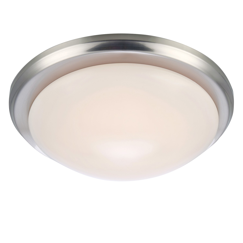 home24 LED-Deckenleuchte Rotor I