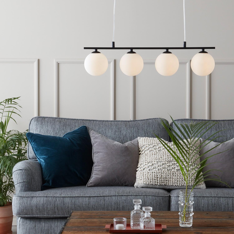 home24 LED-Pendelleuchte Quattro I