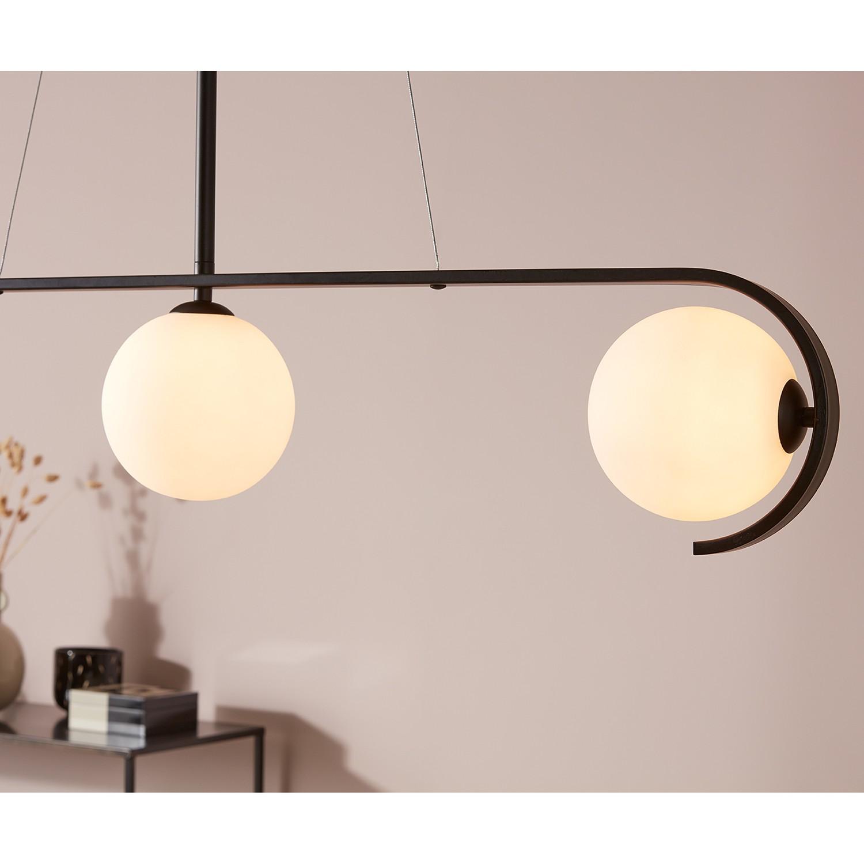home24 LED-Pendelleuchte Pals