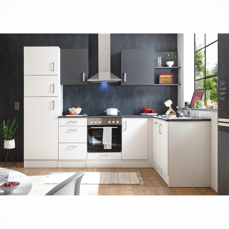 Eck-Küchenzeile Korkee II (10-teilig)