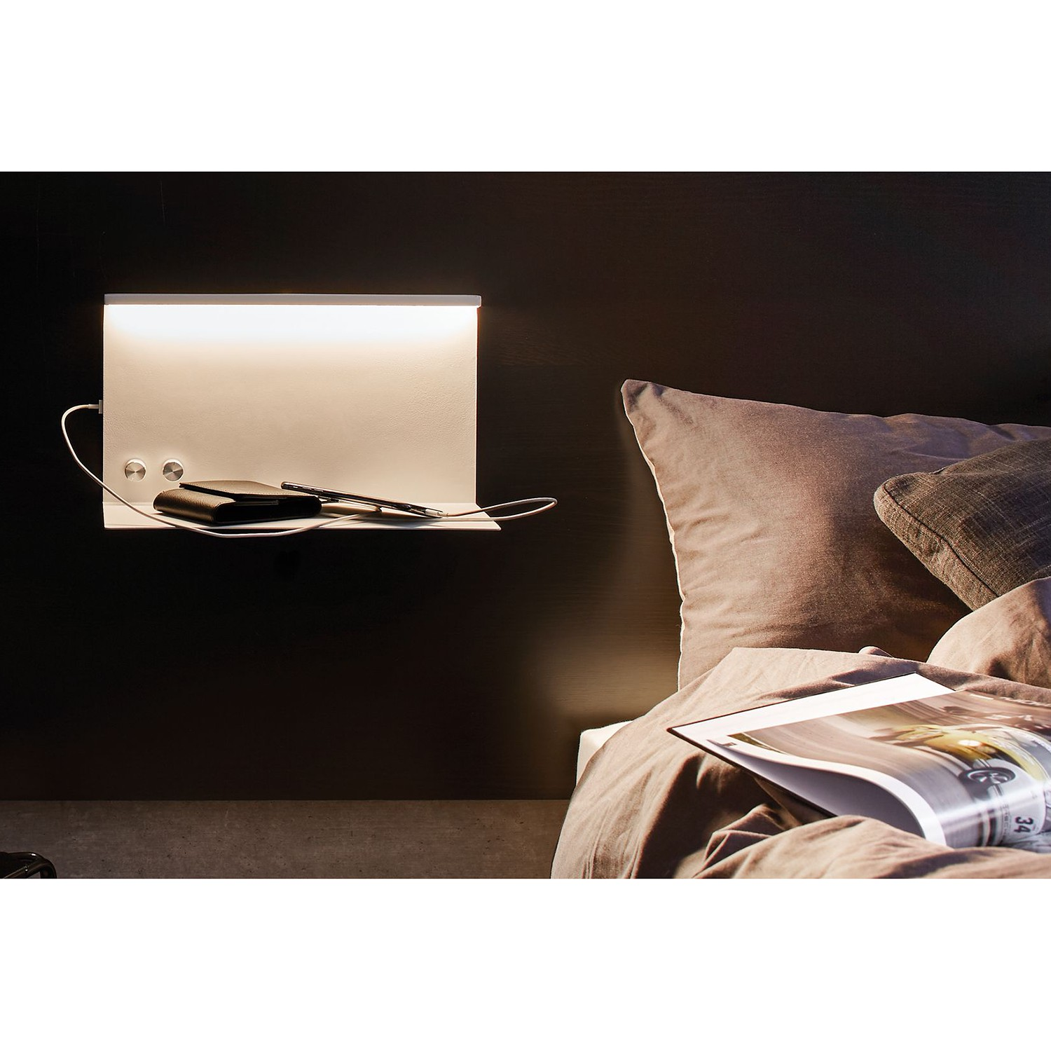 Applique murale LED Jarina I