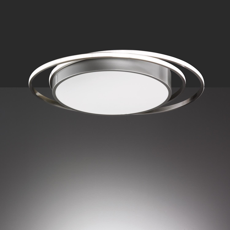home24 LED-Deckenleuchte Forden