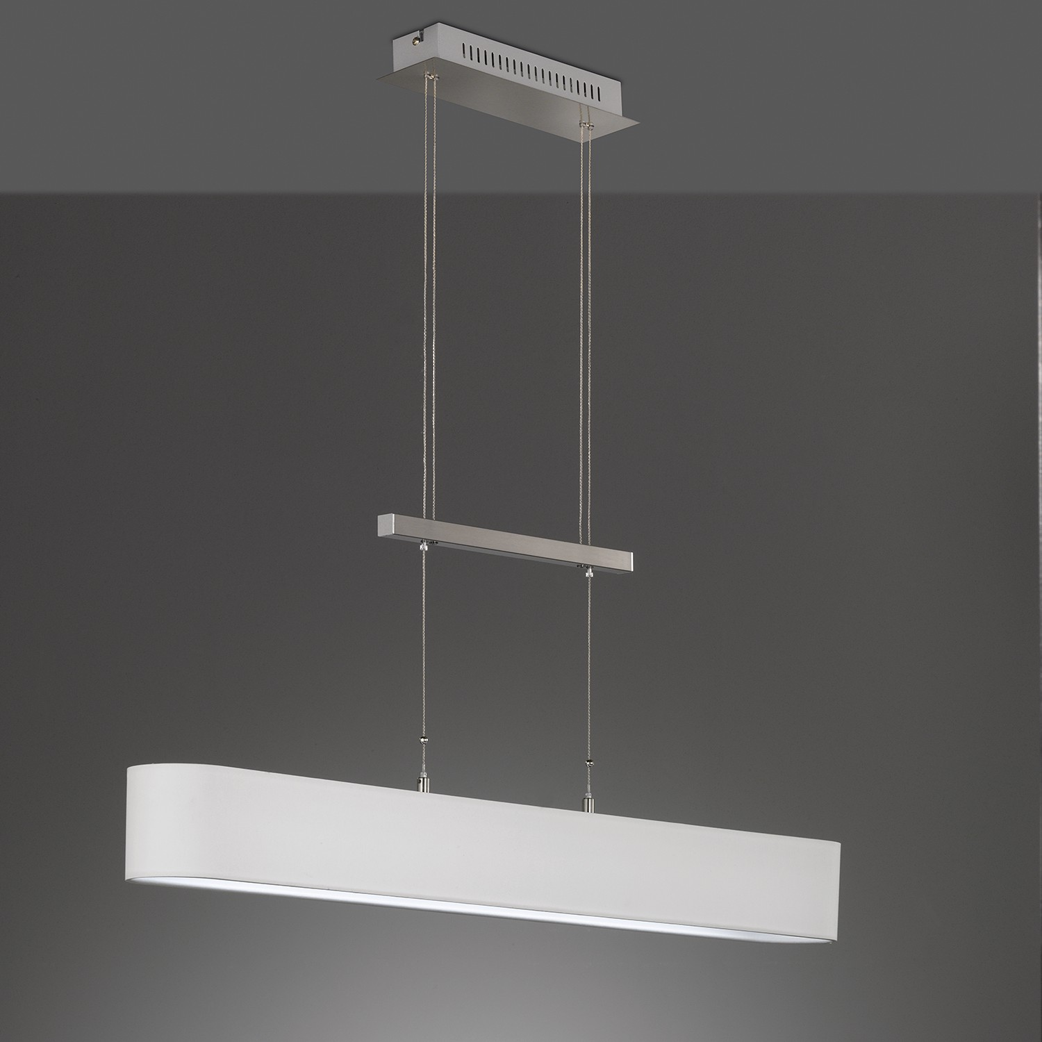 home24 LED-Pendelleuchte Skyway I