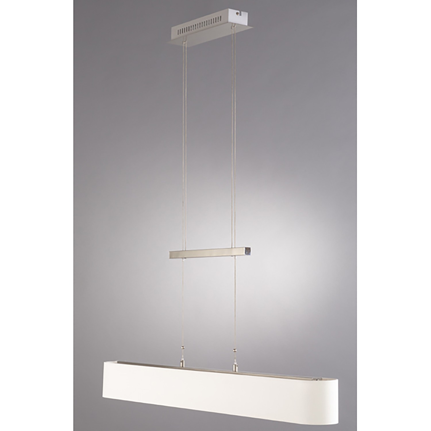 home24 LED-Pendelleuchte Skyway II