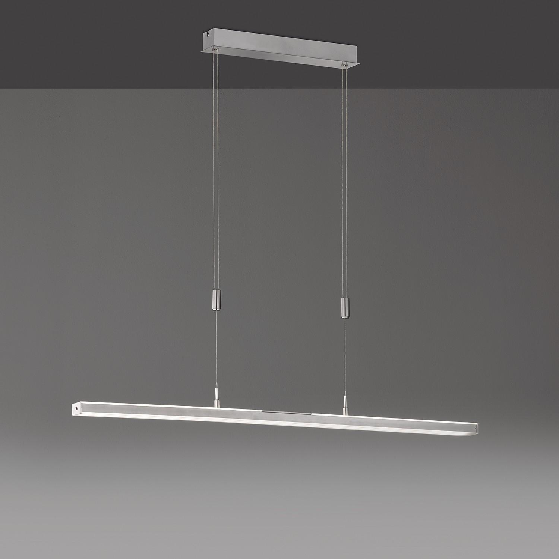 home24 LED-Pendelleuchte Foxwood