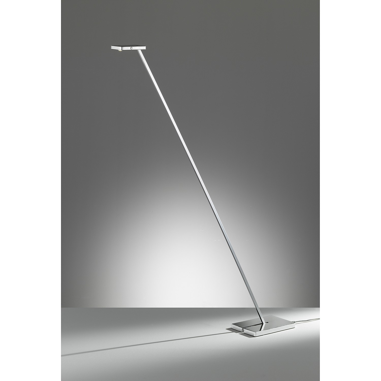 home24 LED-Stehleuchte Fennville
