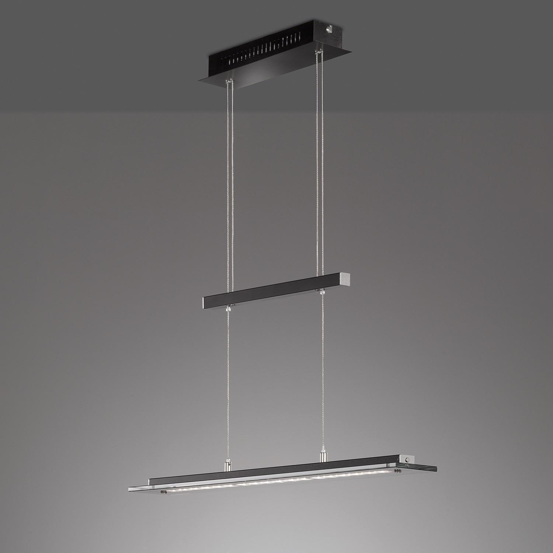 home24 LED-Pendelleuchte Skokie III
