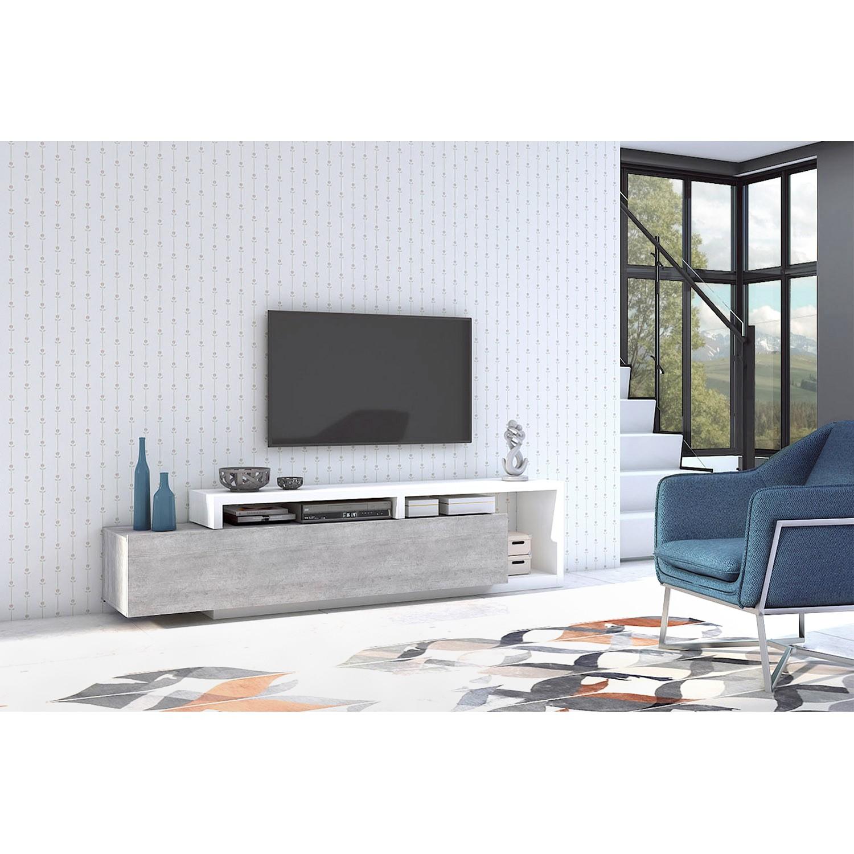 home24 TV-Lowboard Littor