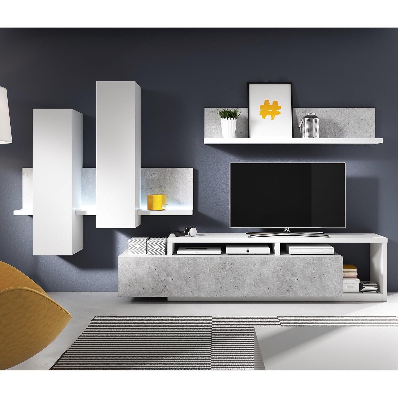 Ensemble meubles TV Littor (3 éléments)