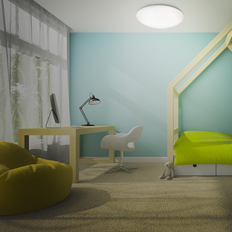home24 LED-Deckenleuchte Milena